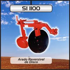 Arado Reversível de Disco