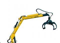 Carregador florestal fixo - MKF 6060