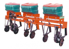 Distribuidores de Fertilizante » 6 Linhas - Caixa