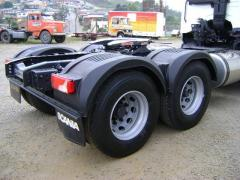 Paralama duplo Scania