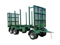 Reboque Transporte de Toras