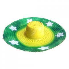Chapeu Mexicano verde