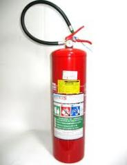 Extintores carga d'água