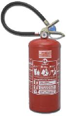 Extintores de Incêndio Po