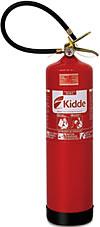 Extintores de incêndio tipo pó químico com carga