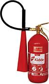 Extintores de incêndio tipo Gás Carbônico