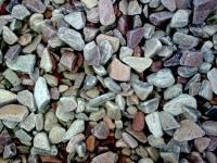 Quartzio Santa Cruz - 7 Pedras roladas