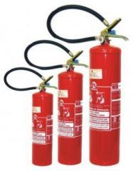 Extintores de po