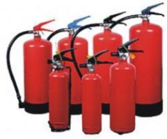 Extintores de uso múltiplo