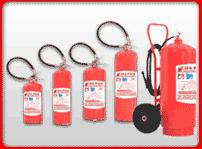 Extintores CO²