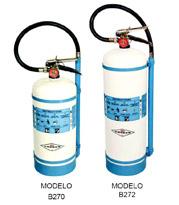 Extintor Water Mist