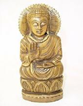 Estatueta artesanal indiana
