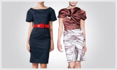 Tecido Neo Energy para vestido básico e conjuntos