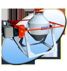 Misturador Duplo Cone