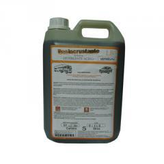 Detergente ácido - antigo limpa baú