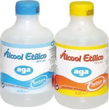 Álcool Etílico 96
