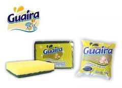 Esponja Dupla- Face Guaíra