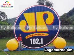 Logomarcas / logotipos Infláveis