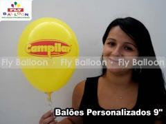 Balões Personalizados - Bexigas