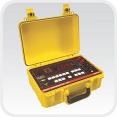 Micro ohmimetro digital
