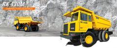 Caminhão Fora-de-Estrada RK 430M