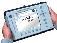 Sistema GPR SIR-3000
