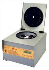 Centrífugas Microprocessadas para Tubos