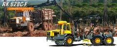 Caminhão Florestal RK 628C-F