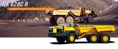 Caminhão Fora-de-Estrada RK 628C-R