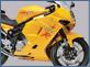 Motocicleta Comet 650R