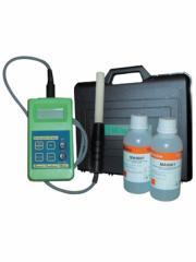Medidor combinado de PH, EC e TDS