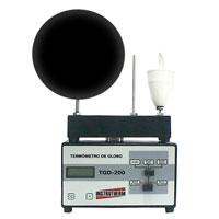 Termometro de Globo digital portatil