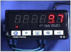 Chave vibratória microprocessada
