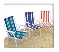 Tela de Cadeira de Praia