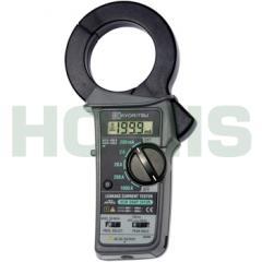 Alicate amperometro digital