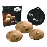 Kit de Pratos Orion BX90 Bex Set BX90 com Bag
