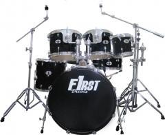 First Drums Bateria Acustica Black 3T