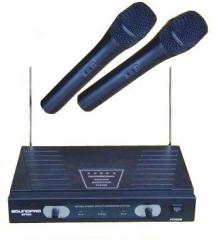 Sistema de microfone sem fio
