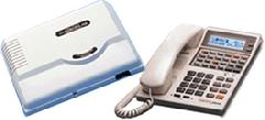 Centrais Telefônicas PABX CPA - Híbridas