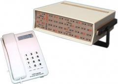 Terminal Europhone Telefonista/Supervisão