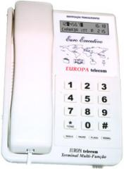 Modelo Euro Executivo