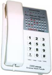 Modelo Euro Telefonista-Supervisão