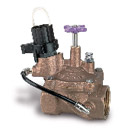 Válvula elétrica de controle remoto