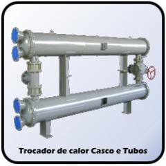 Trocador de Calor Casco e Tubos