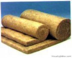 Paineis de lã de rocha