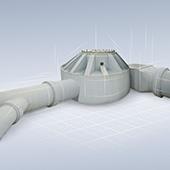 Arma-Chek R sistema de isolamento