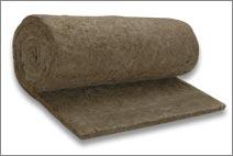 Manta flexível de fibras de basalto