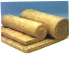 Mantas flexíveis em lã de rocha basáltica