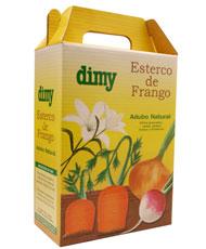 Fertilizante Esterco de Frango