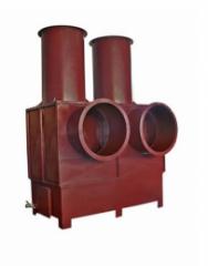 Hidrocoletor de Pó